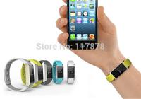 Health Bluetooth Bracelet waterproof Sports watch Recorder Sync Function OLED Screen