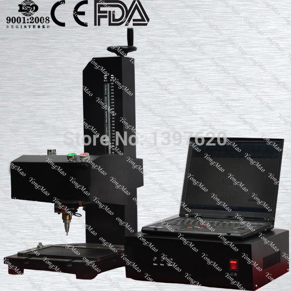 Bradma Metal Labeling Machine: Pneumatic Dot Peen Marking Machine for Sale(China (Mainland))