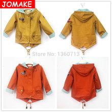 Верхняя одежда Пальто и  от JOMAKE Kids Clothes Store для Мальчиков, материал Хлопок артикул 2028043859