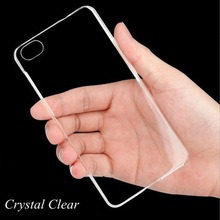 TOP Quality $0.69/Pcs Ultra Thin Slim Plastic Transparent Case for iphone 6 4.7 Inch Crystal Hard Cover for iphone6 Plus 5.5(China (Mainland))