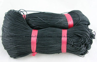 1MM 430Meters/lot Waxed Cotton Cord String Thread