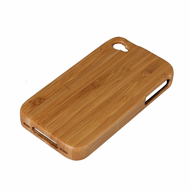 Excellent Genuine Bamboo Wood Shell for iphone4 Back Cover Wooden Case Carving Natural Bamboo Covers For Apple Iphone 4 4S(China (Mainland))