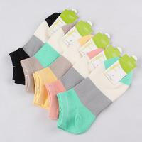 2014 Best Seller Bamboo Fiber Socks Women Socks Very Cute Boat Socks