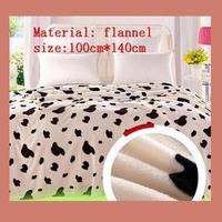 free shipping home office blanket coral fleece blakets 100cm*140cm lap robe 29