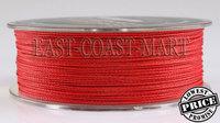 PE Dyneema Braided Fishing Line 300M Red 8LB 0.10mm 328 Yard Spectra Braid