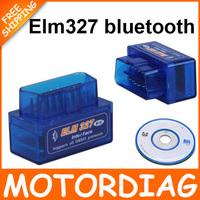 code reader mini elm327 bluetooth OBD2 Scanner/ELM 327 obd 2 Bluetooth Smart Car Diagnostic tool Interface V2.1 car detector