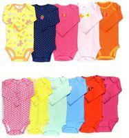 Carters bodysuits ,carters baby boy girl clothes ,newborn kids clothing  long sleeve MOQ 1PCS free shipping