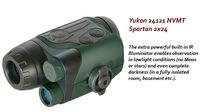 Free shipping Original Yukon infrared monocular  night vision 24121  night vision monocular NVMT Spartan 2x24