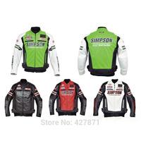 New Hot Sale Simpson motorcycle jackets knight clothing motorcycle clothing motocross jacket PU belt cotton-padded vest