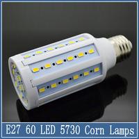 1x LED Corn Lamp E27 Bulbs Tube 12W/15W/20W/25W/30W/35W/40W/50W SMD 5730 Spotlight 220V Indoor Lighting Droplight Energy Saving