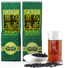 Oil black oolong tea premium black Tieguanyin tea wu long tea slimming 500g free shipping