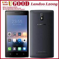 Original Landvo L200 G 4G FDD LTE Mobile Cell Phones MTK6582 Quad Core Android 4.4 1GB RAM 4GB ROM 5MP 2000MAH 3G WCDMA GPS