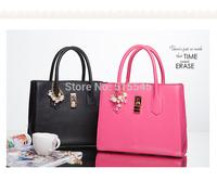 Presale Women's Elegant 100% Genuine Leather Handbag With Free Gift