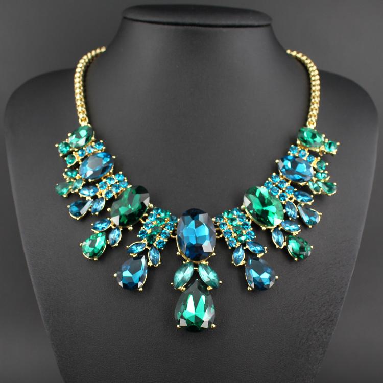 Колье-цепь Washington 520 jewelry ZA & MLQZA131 колье honey jewelry колье перея