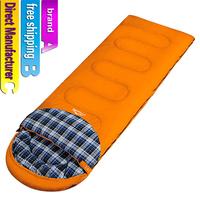 Adult sleeping bag/Direct Manufacturer/Winter travel bag/Wild camping sleeping bag/Waterproof bag/free shipping