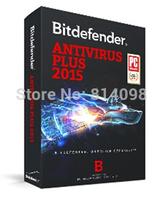 100% Fast Shipping Bitdefender Antivirus plus 2015 2014 2013 newest version 1 Year 3 PCs Anti-virus Software