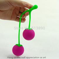 DHL free 200pcs/lots Cherry love ball tighten restore Kegel Exercise sex smart ball