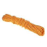 Free Shipping 30M*6MM Accessory Dynamic Hiking Climbing Rope Static Rock Camping [HW12]