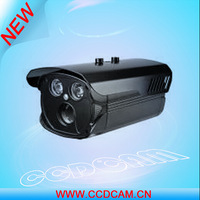 CCTV Outdoor Bullet Camera Waterproof Analog Camera with Array lights