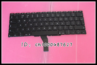 "100% New 11.6 "" A1465 Laptop UK Replacement Keyboard For Macbook Air A1370 MC968 MC969 2011 Year x 5PCS"