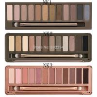 Popular 5 pcs/lot Cosmetics Eyeshadow Pigment Color Powder Professional Makeup