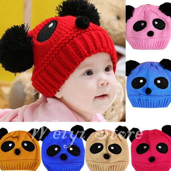 Free Shipping Chapeau 2014 Winter Gorros Kids Knitted Cap Baby Hat Beanie Winter Cute Kids Beret Hats Baby Boy Cap Beret Russian(China (Mainland))