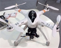 F070101 - UFO Quadcopter with Left-hand Controlled DEVO 10 Remote Controller