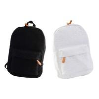 Sweet Women Canvas Lace Backpack Schoolbag Campus Book Shoulder Bag Rucksack