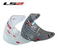 LS2 ORIGINAL MOTORCYCLE HELMET VISORS SUITABLE FOR FF350 FF358 FF385 FF396 FF370 FF386 OF108 OF508 MX433 HELMET