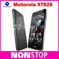 "Motoroal DROID RAZR HD XT926 4.7"" Screen Android 4.0 Original XT926 Motorola ROM 16GB Camera 8.0MP 3G Cellphone"