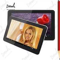 9 inch Dual Core Tablet PC Android Action ATM7021 1GB 16GB Dual Cameras WIFI HDMI Capacitive Screen 5Pcs/Lot DHL Free Shipping