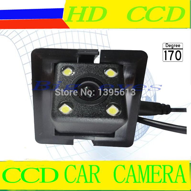 Promotion 2011/2010 Toyota Prado Camera Car Rear View Camera With 4 LED CCD Camera For Toyota Prado 2010(Fix to aside holes)(China (Mainland))