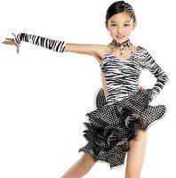 CS-51 Latin dance dress Clothes for dancing Latin dance costume Latin dance dress for girls Latin salsa dresses