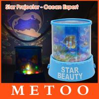 New Romantic Star Night Light Constellation Lamp toy LED Star lights