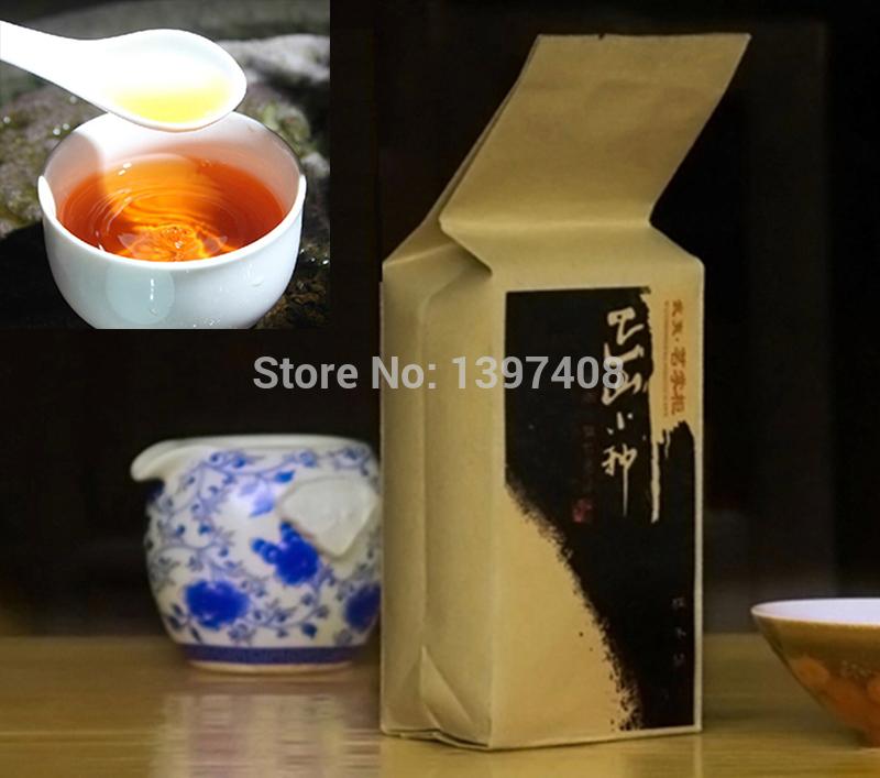 1Clip 300g 3bags lot free shipping Top clase Lapsang Souchong without smoke Wuyi Black Tea organic