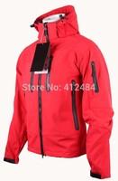 2014 new winter men outdoors sport waterproof mammoth Camping & hiking windstopper trekking windbreaker
