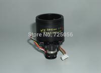 Auto Iris 2MP 2.8-12mm M12 Varifocal CCTV lens with Japan motor for HD Security IP Camera, manual focus&zoom, M14 optional