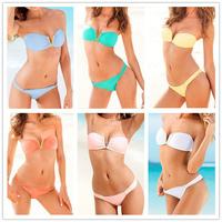 BK133 Women Bikini 2014 Sexy Swimwear Bandage Style Swimsuit Fashion Good Quality Bikinis Set Free Shipping