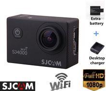 SJCAM Original SJ4000 WIFI Action Camera Diving 30M Waterproof Camera 1080P Full HD Underwater Sport Camera Sport DV Gopro style(China (Mainland))