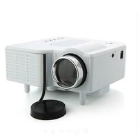 Portable UC28 with HDMI Mini Micro AV LED Digital Video Game Projectors Multimedia player Inputs AV VGA USB SD Drop Shipping
