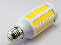10pcs 220v 15W LED Corn Light COB E27 COBSMD LED Lamp Bulb spot bright Indoor Lighting ultra bright warranty 2 years CE ROHS