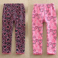 Free shipping 2014 new spring Children girls pants Legging dots style Baby Skirt Pants Girls Kid trousers autumn