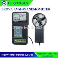 100% Brand New Prova AVM-05 Air Flow Anemometer Digital Hand-held Anemometer,Wind Velocity Meter