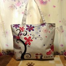 canvas bag canvas handbags women's handbag school wear book eco-friendly shopping big bags Sacolas de Compras(China (Mainland))