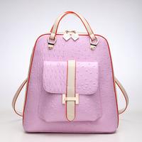 New women backpack schoolbag Korean high school students school bags dual-purpose shoulder bag good quality brand backpack