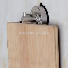 Stainles Steel 304 Robe Hooks Bathroom Accessories Cupula Wall Hanger Wall Hook Coat Hook Perchero Pared Waterproof No Drill(China (Mainland))