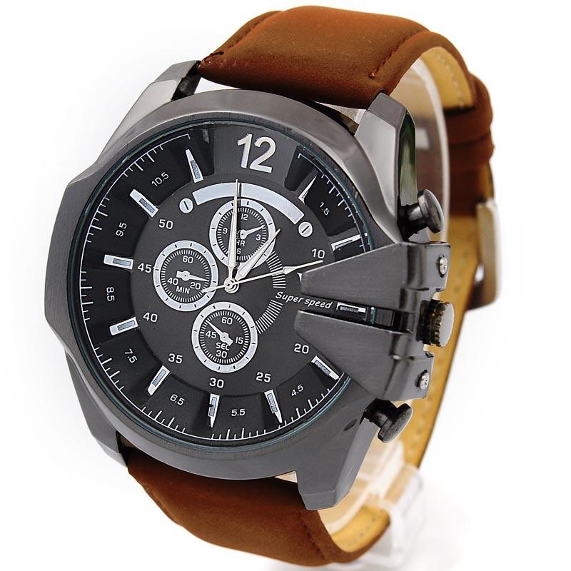 Hot sale 2015 fashion v6 watches men luxury brand analog sports watch Top quality quartz military