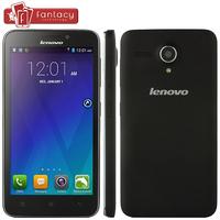 Original New Arrival Lenovo A606 4G FDD LTE WCDMA Android 4.4 MTK6582 Quad Core 1.3GHz 4G R0M 5.0 Inch 5.0MP WCDMA Mobile Phone