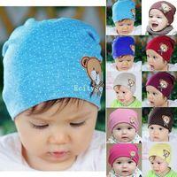 2014 New Unisex Newborn Baby Boy Girl Toddler Infant Cotton Soft Cute Hat Cap Beanie(fx270) Free shipping
