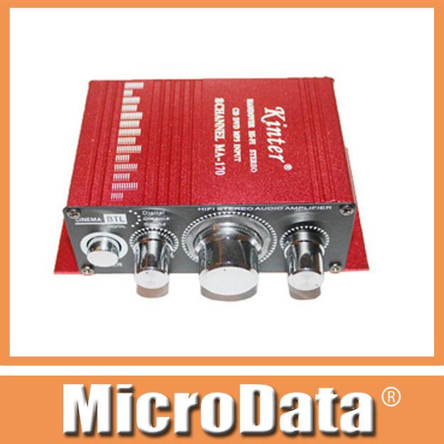Hot Car Amplifier Kinter MA-170 Lights Function 12V Dplifier Computer Power Amplifier Automotive AM Russia Free Shipping(China (Mainland))